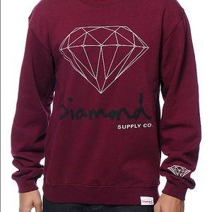 Diamond Supply Co. Crew Neck Sweatshirt